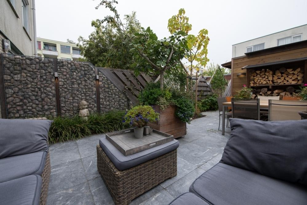 Tuinontwerp van uw tuin in de buurt van benthuizen